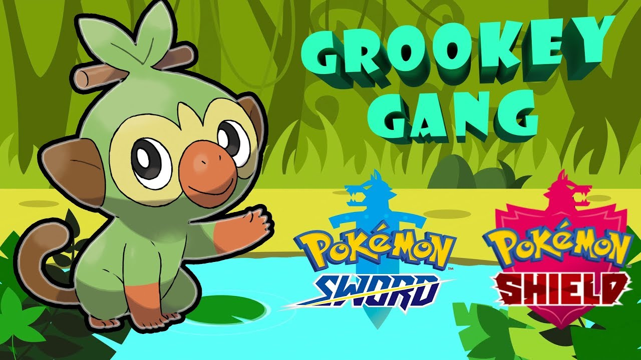 Grookey Gang Youtube Grookey gang, episode 1 of the orange space in webtoon. grookey gang