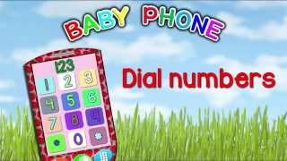 Baby Phone Game for Kids - App Gameplay Video