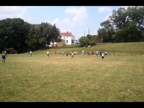 Kelly Miller soccer camp