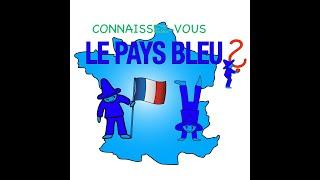 Connaissez-vous le Pays Bleu? - Le livre d'images comme livre audio