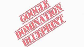 FREE Google Domination Blueprint Video Tutorial Series