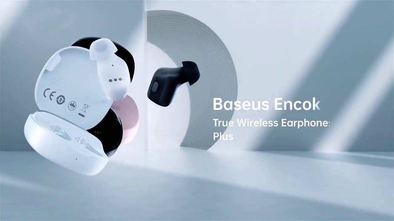 Baseus WM01 Plus Wireless Headphones - YouTube