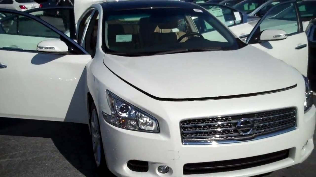 Nissan Maxima Sv Fully Loaded Presentation
