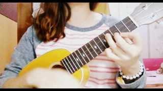 사랑한대 - 스탠딩에그 ukulele cover