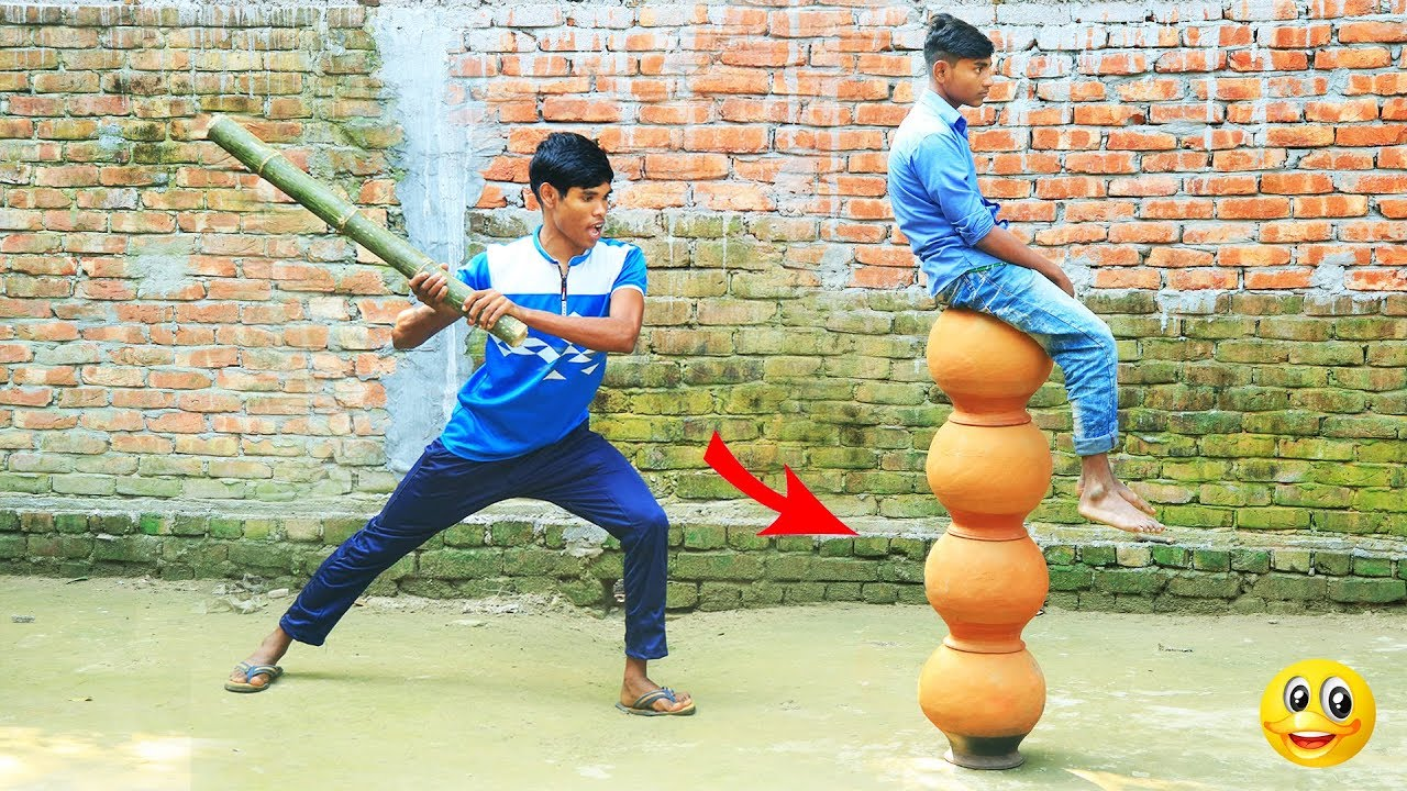 Indian New funny Video?-?Hindi Comedy Videos 2019-Episode-85--Indian Fun || ME Tv