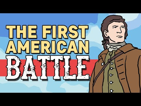 Lexington & Concord | Battles of the Revolution Ep: 1