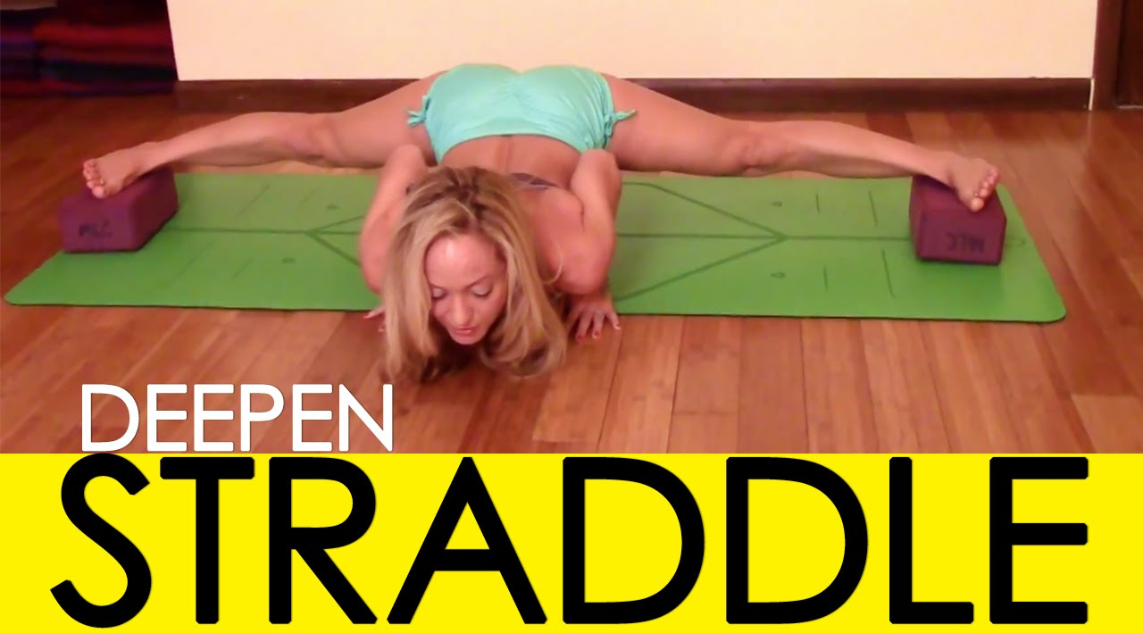 How To Deepen Your Straddle With Kino Yoga