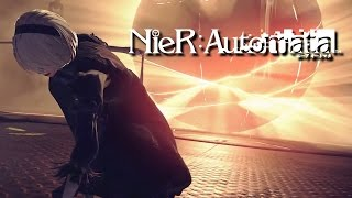 NieR: Automata – Official Arsenal of Elegant Destruction Gameplay Trailer
