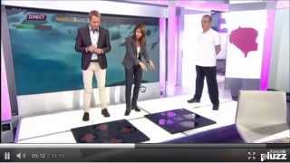 presentation des tapis de danse idance
