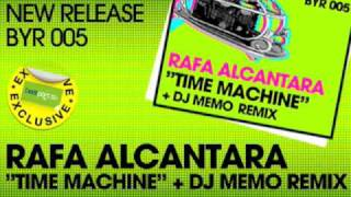 Rafa Alcantara - Time Machine (Dj Memo Remix)
