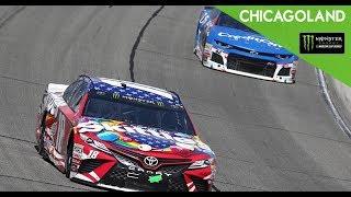 Monster Energy NASCAR Cup Series- Full Race -Overton's 400