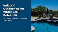 Home Water Leak Detection (Indoor/Outdoor)