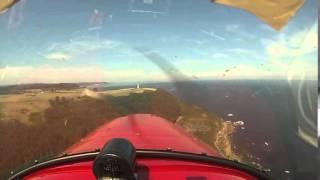 Costa este de Asturias desde el aire