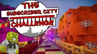 HALLOWEEN SPECIAL! | The Subscriber City Challenge | Ep.7