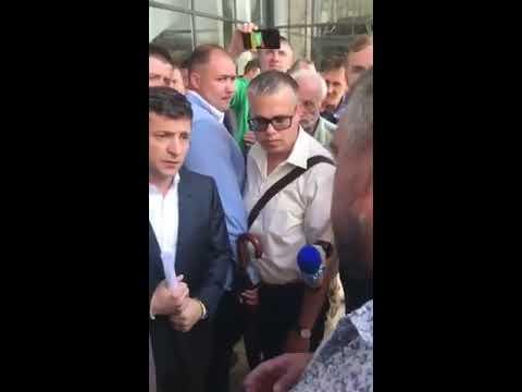 Президент Зеленський про