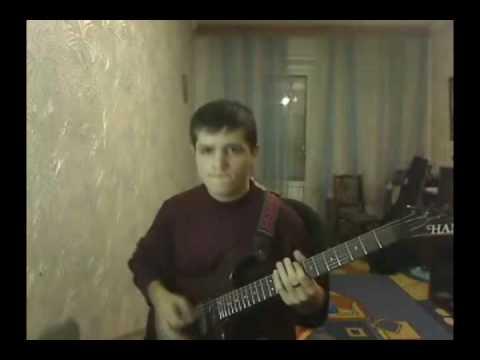 All Shall Perish - Awaken The Dreamers (Guitar Solo Cover ...  |All Shall Perish Awaken The Dreamers