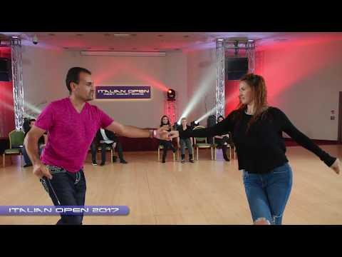 Italian Open 2017 Pro JnJ - Alexandre Peducasse & Virginie Grondin