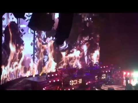 "Pitbull: ""Fireball"" @ Valley View Casino Center in San Diego on Oct 15, 2014"
