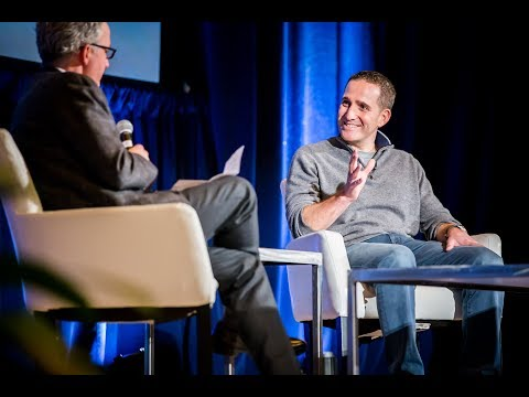 Howie Roseman with Cade Massey | 2018 Wharton People Analytics Conference