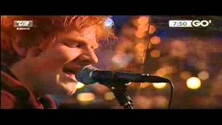 ed sheeran the a team live acoustic beautiful slow version