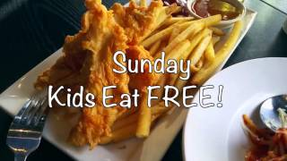 Ballers Bistro - Sunday Kids Eat Free