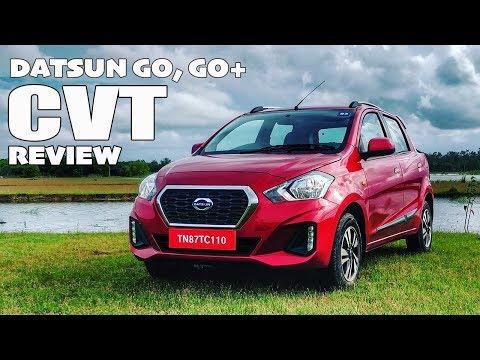 Datsun GO, GO+ CVT Review | Best Automatic in the Segment?
