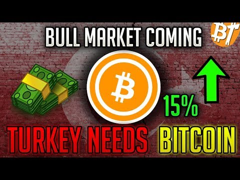 Turkey Needs Bitcoin!Bitcoin Bull Market Is Coming!! Ethereum, Litecoin, Ripple, And More