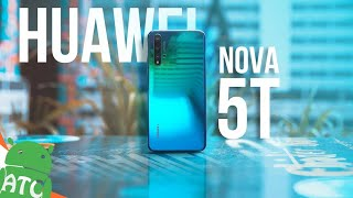 Huawei Nova 5T Full Review in Bangla | ATC