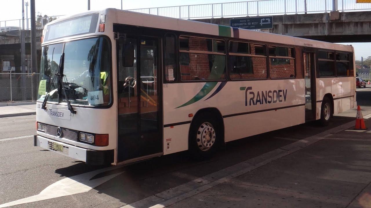 Transdev NSW M/O 8922 - Mercedes-Benz O405 (ZF/Custom Coaches 238) - YouTube