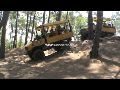 Unimog Safari Türkei 2013