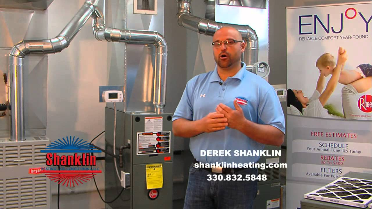 What Size Of Furnace Do I Need Shanklin Heating And Air