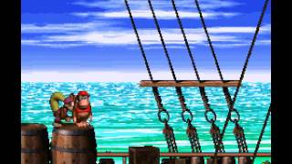 Donkey Kong Country 2 - Diddy