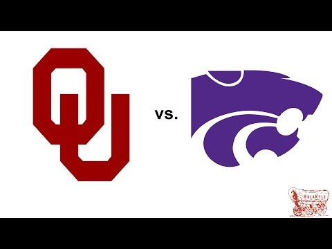 Oklahoma Highlights vs Kansas State - 10/15/16