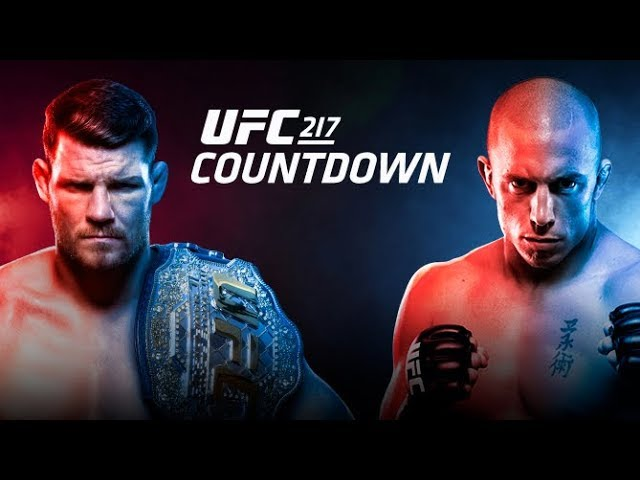 Conteo Regresivo A Ufc 217 Bisping Vs Gsp Youtube