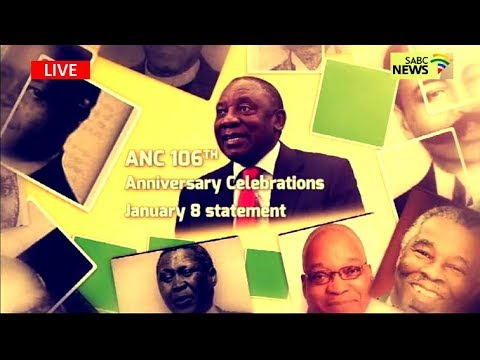 ANC JANUARY 8TH STATEMENT CELEBRATIONS: 13 JANUARY 2017