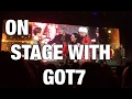 I WAS ON STAGE WITH GOT7?!?!   STORYTIME