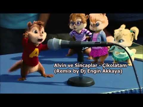 Alvin ve Sincaplar | Çikolatam (İsmail YK Special Songs)