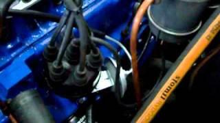 1965 Jikov tri power inlinesix 200 ci Ford Mustang www.auto-szewczyk.com.pl