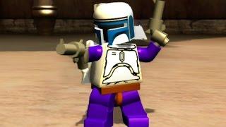 LEGO Star Wars: The Complete Saga 100% Guide #10 - Jedi Battle (All Minikits)