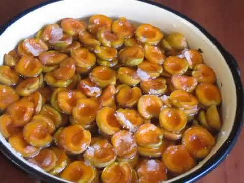 Варенье пятиминутка из абрикос