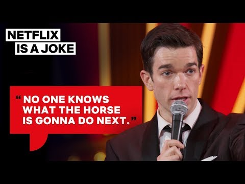 There's a Horse In The Hospital | John Mulaney | Netflix Is A Joke