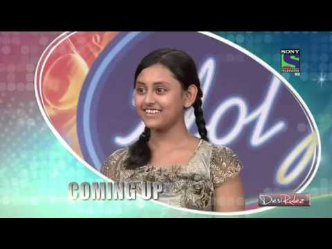Indian idol junior ahmedabad audition