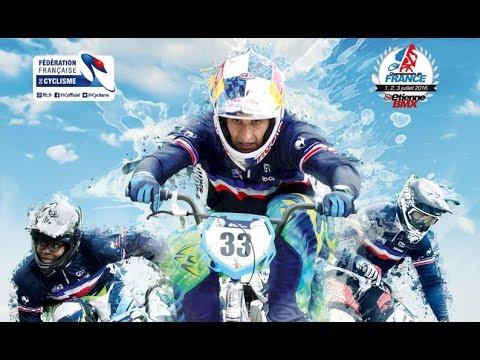 Championnats de France Bmx Race St Etienne 2016