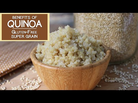 Quinoa, The Andean Gluten-Free Super Grain