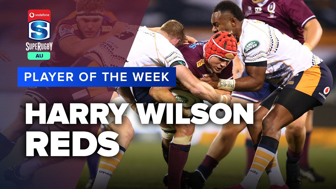 PLAYER OF THE WEEK | Super Rugby AU Rd 5