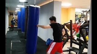 Спорт VS коронавирус. Нарезка тренировок