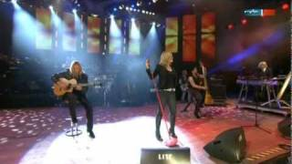 """Ostrock Klassik Open Air 2010 - SILLY mit """"Warum ich"""" und """"Alles Rot"""""""