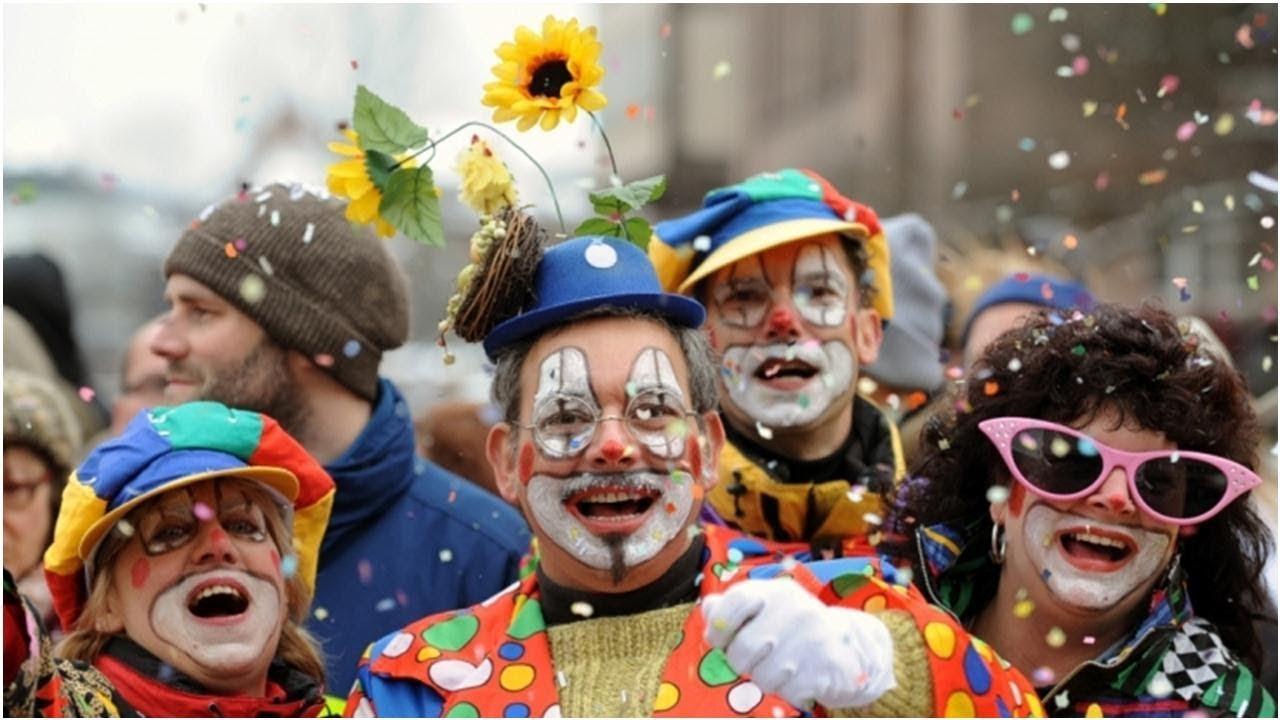 Amokfahrt Karneval