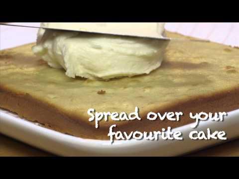 Simple Easy Vanilla Icing Recipe - LeGourmetTV