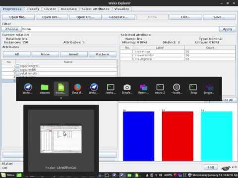 MSCI 723 Big Data Analytics Tut1: Open Source Data Science Tools And Exploratory Data Analysis